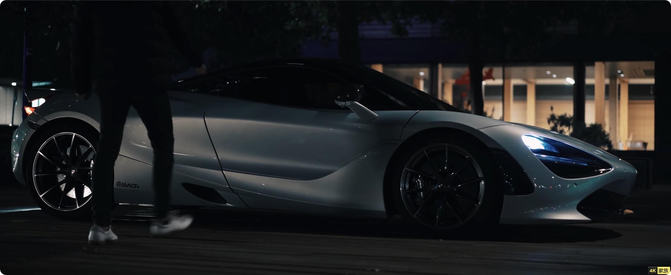 跑车4k视频 第1张