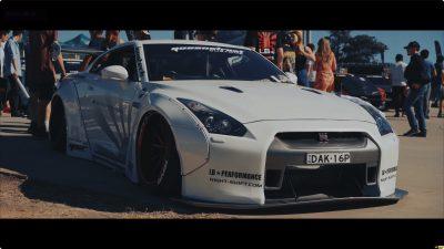 跑车4k视频